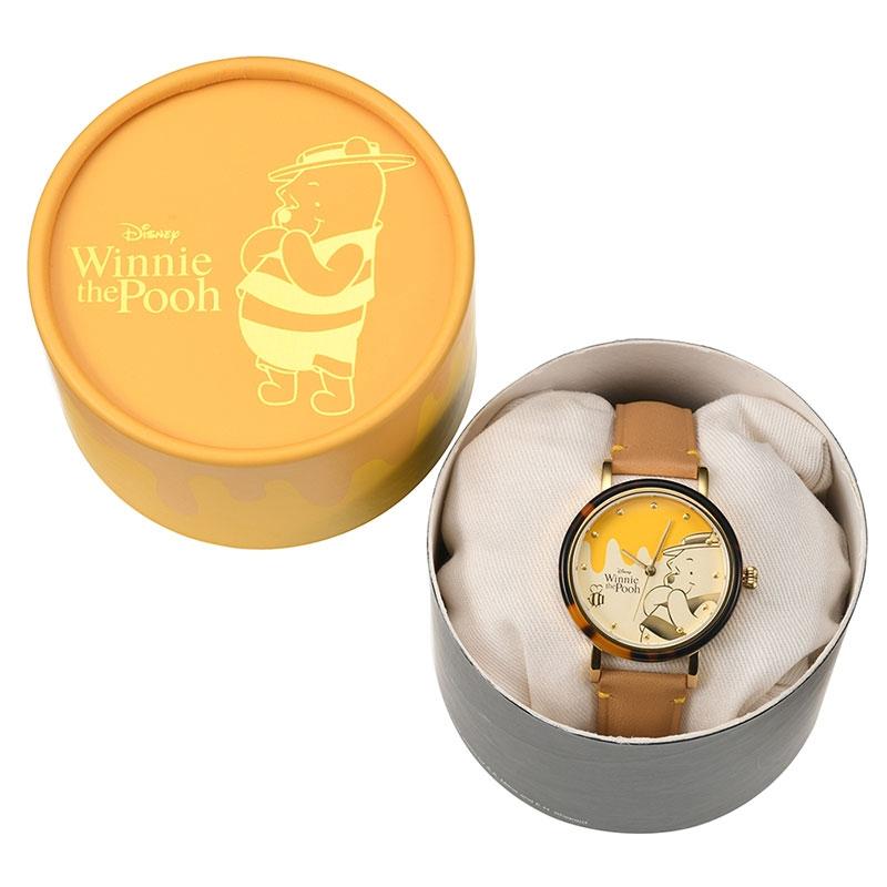 プーさん 腕時計・ウォッチ Hunny Funny Sunny