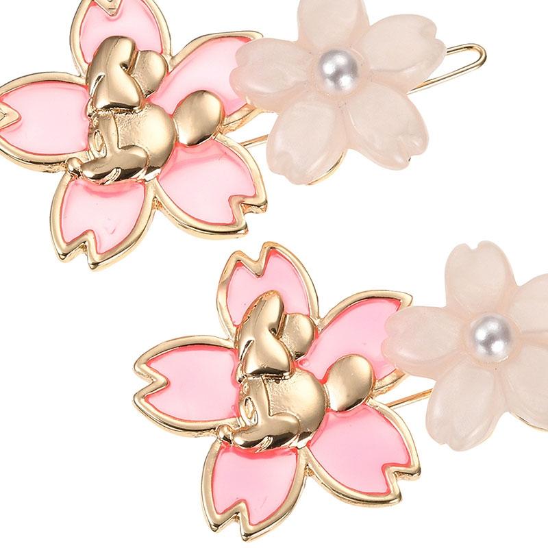 ヘアピン ミニー ローマピン Cherry Blossom