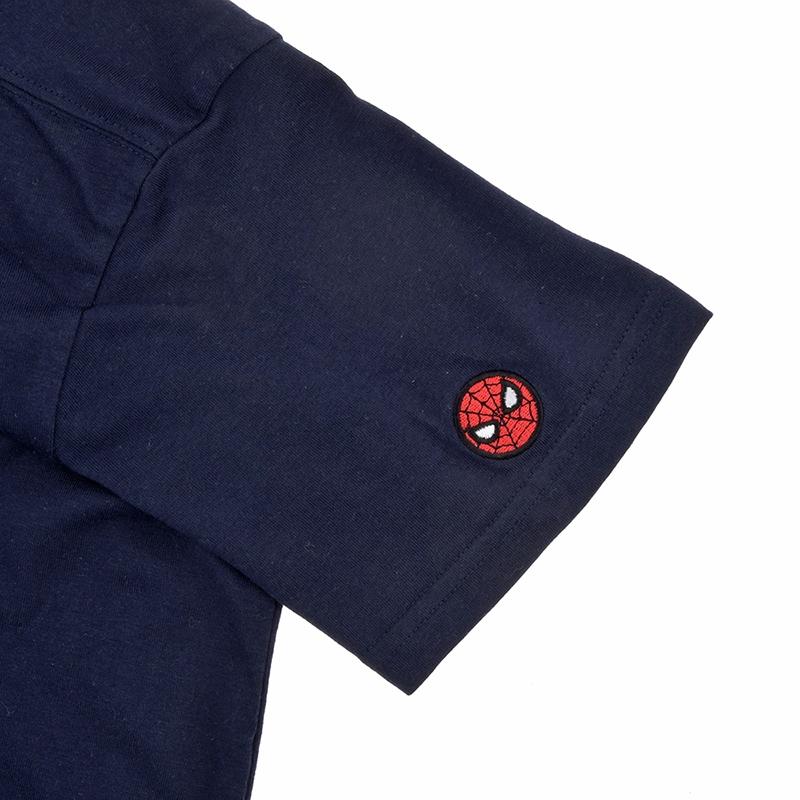 半袖Tシャツ(M) マーベル スパイダーマン アベンジャーズ/エンドゲーム