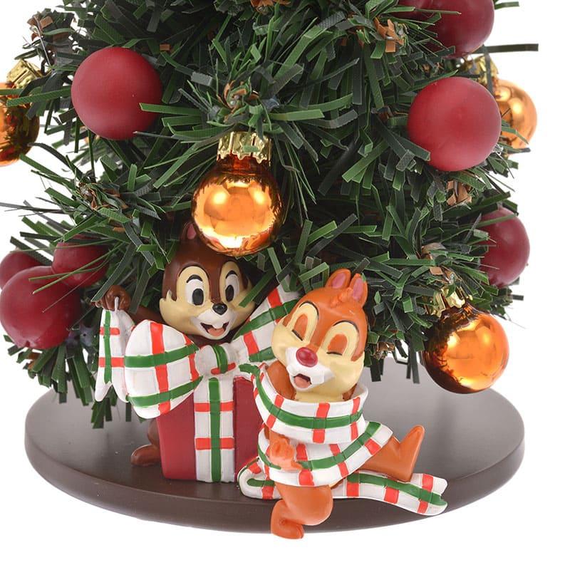 チップ&デール ツリー ミニ Disney Christmas