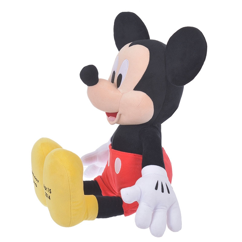 【D-Made】名入れ ぬいぐるみ(M) ミッキー