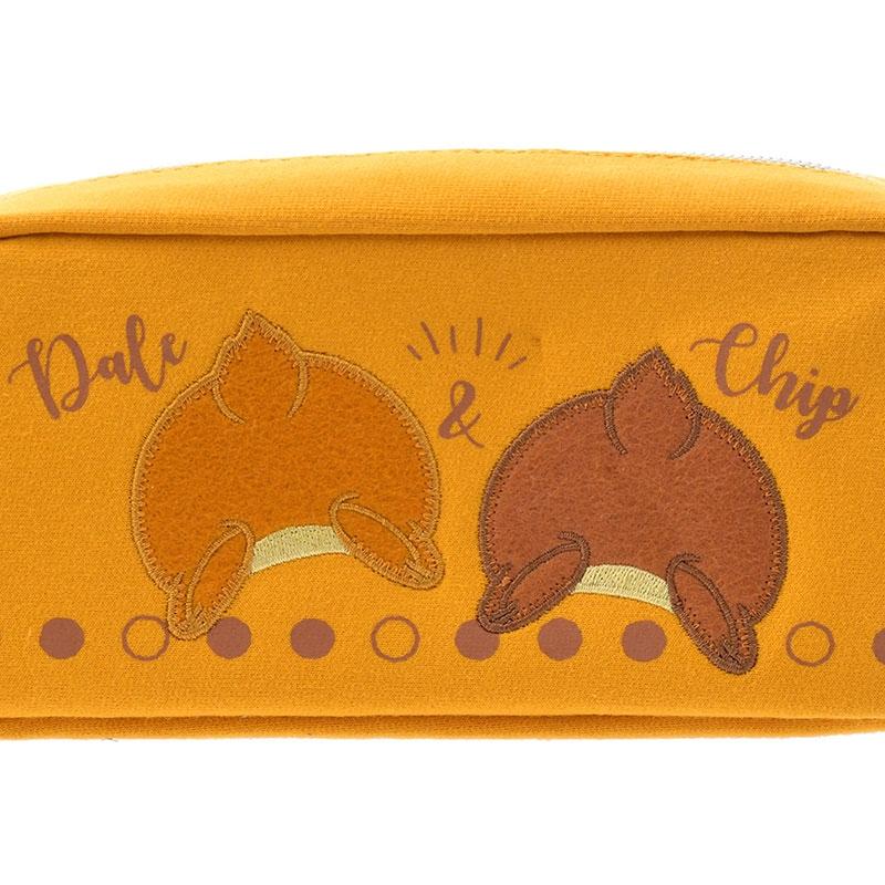 チップ&デール 筆箱・ペンケース おしり