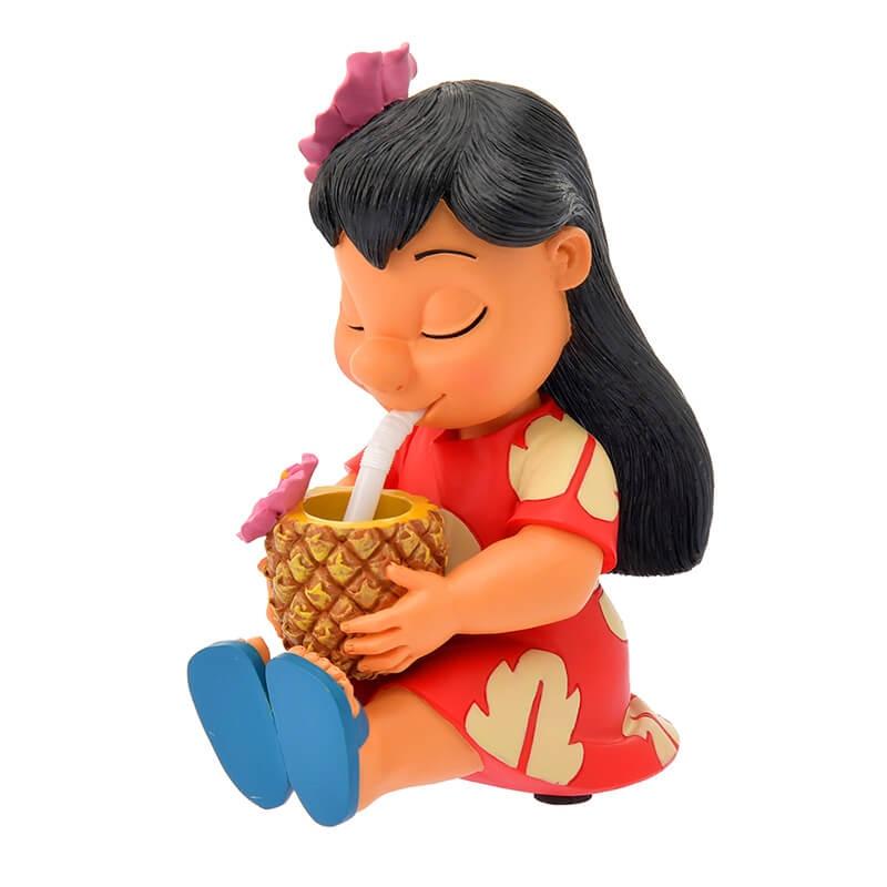 ボビンヘッドフィギュア リロ Hawaiian Stitch