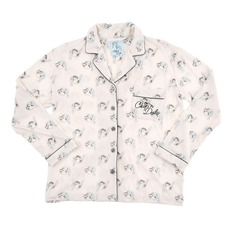 チップ&デール 長袖パジャマ Room wear