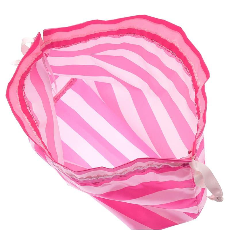 ミニー スイムバッグ ピンク&パターン