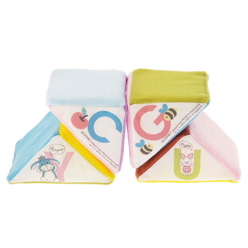 つみきセット ソフトタイプ プー&フレンズ BABY