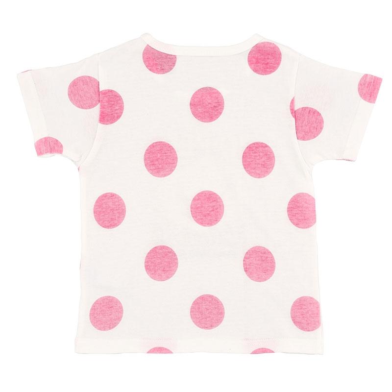ボー・ピープ キッズ用半袖Tシャツ(110) ドット