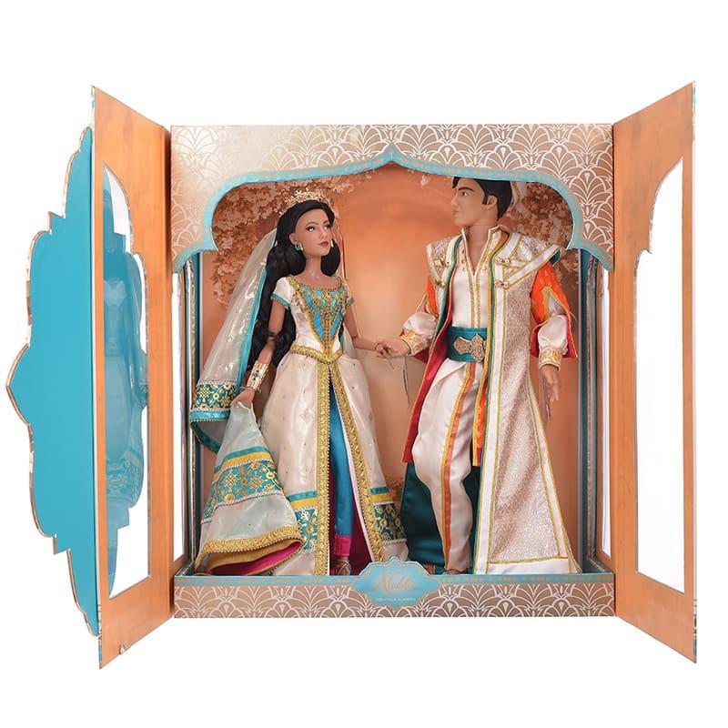ドール アラジン&ジャスミン Aladdin 2019