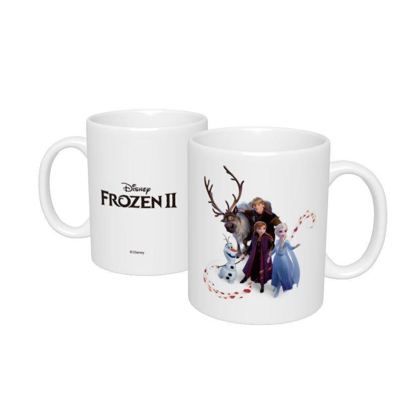 【D-Made】マグカップ  アナと雪の女王2