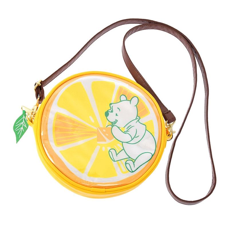モバイルポシェット プーさん フレッシュレモン