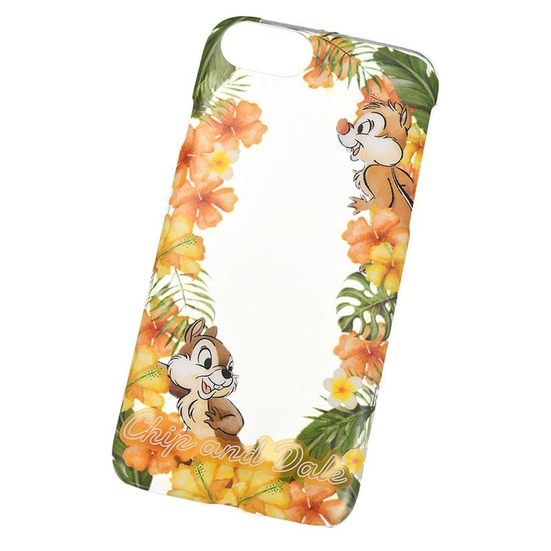 iPhone 6/6s/7/8用スマホケース・カバー チップ&デール サマーアート