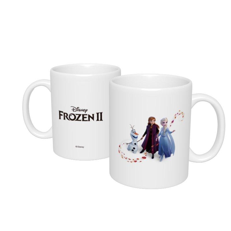 【D-Made】マグカップ  アナと雪の女王2 アナ&エルサ&オラフ