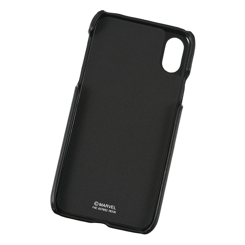 iPhone X/XS用スマホケース・カバー マーベル スターク・インダストリーズ アベンジャーズ/エンドゲーム