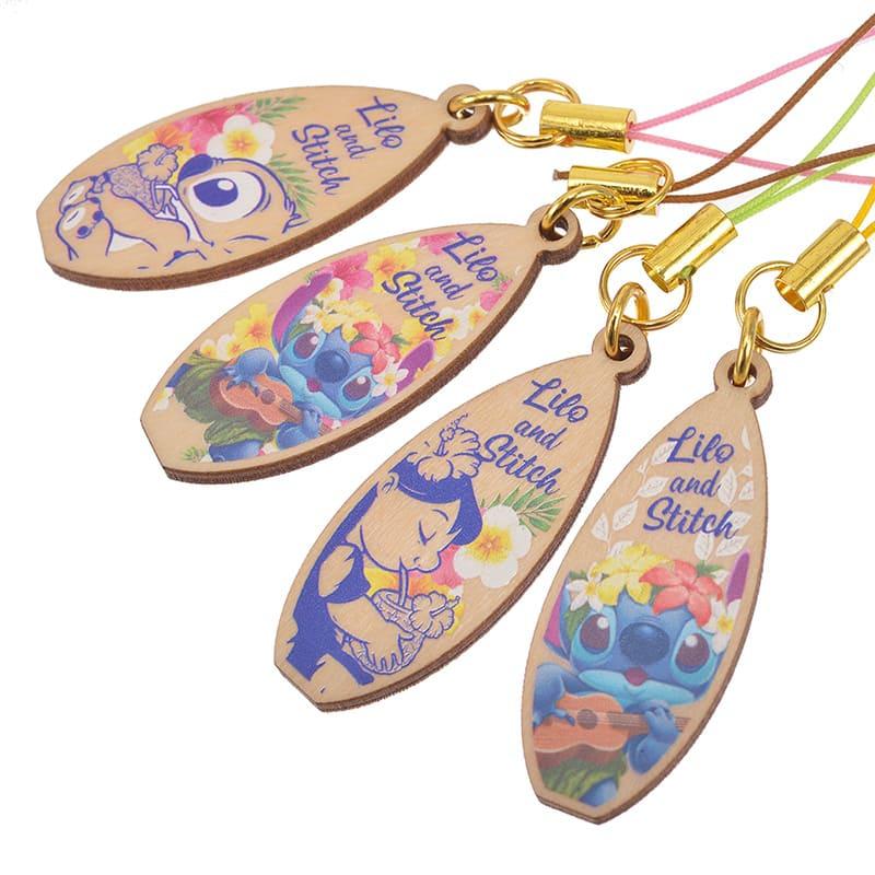 【アウトレット】シークレットストラップ リロ&スティッチ Hawaiian Stitch