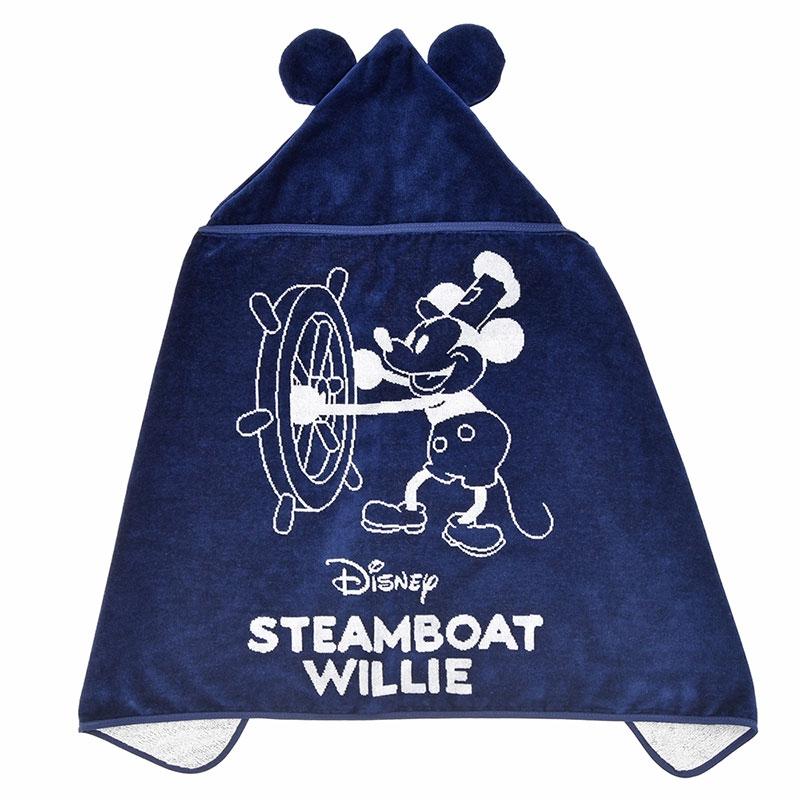 【SHIPS】ミッキー BABY GIFT 蒸気船ウィリー Disney baby