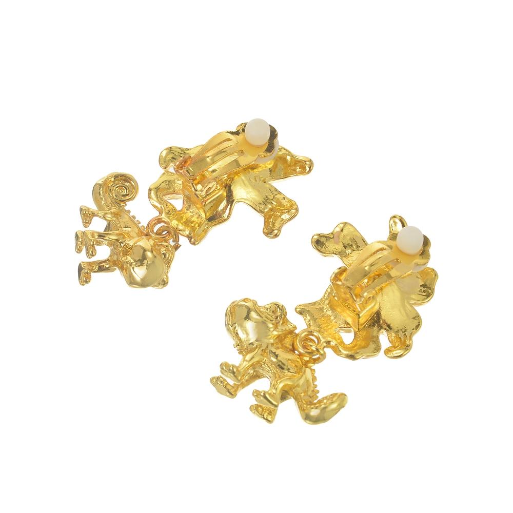 パスカル キッズ用ネックレス・イヤリング ランタン&魔法の花