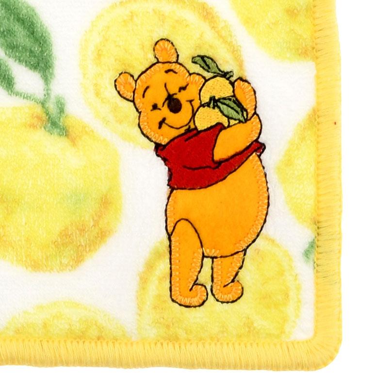 プーさん ミニタオル Yuzu Pooh