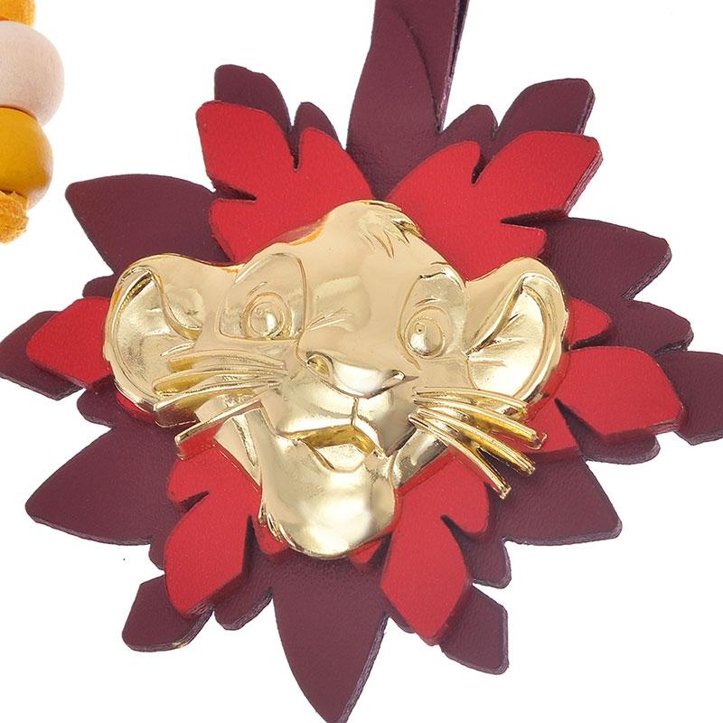 シンバ キーホルダー・キーチェーン THE LION KING Collection