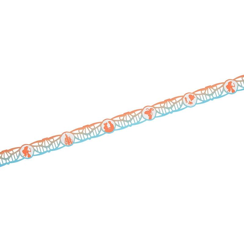 リトル・マーメイド デコレーションテープ レース グラデーション