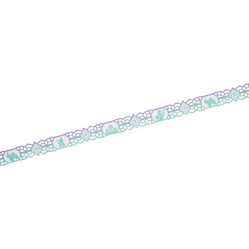アラジン デコレーションテープ レース グラデーション