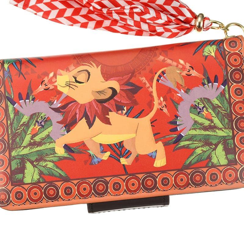 ライオン・キング 多機種対応 スマホケース・カバー THE LION KING Collection