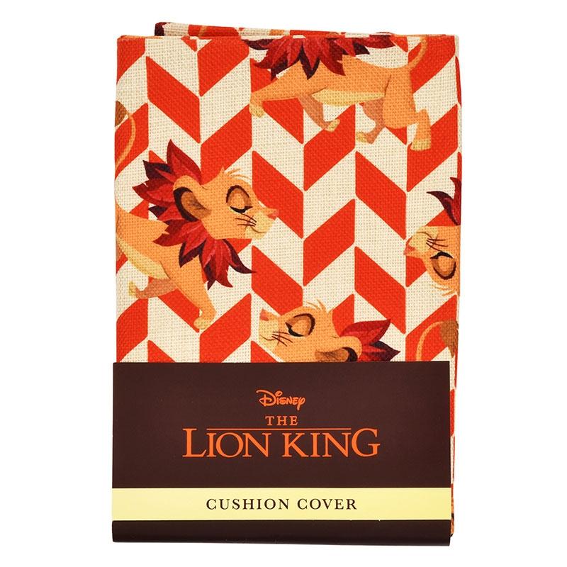 シンバ クッションカバー THE LION KING Collection