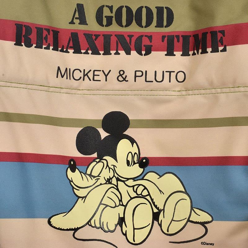 【LOGOS】ミッキー&プルート リクライナーチェア Veranda Gramping