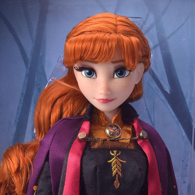 アナ ドール アナと雪の女王2