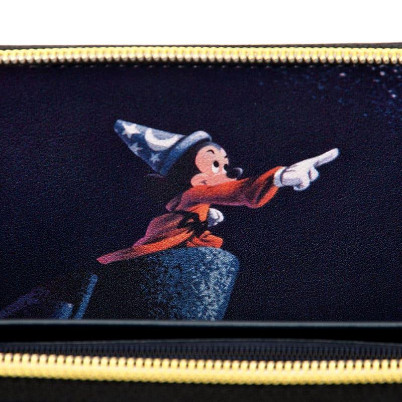 ミッキー 財布・ウォレット FANTASIA Mickey Mouse Birthday