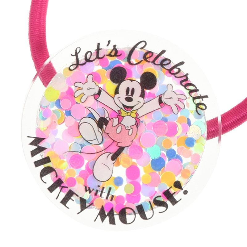 ミッキー ヘアポニー Let's Celebrate with Mickey Mouse 2020