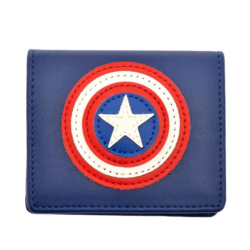 マーベル キャプテン・アメリカ 小物入れ シールド