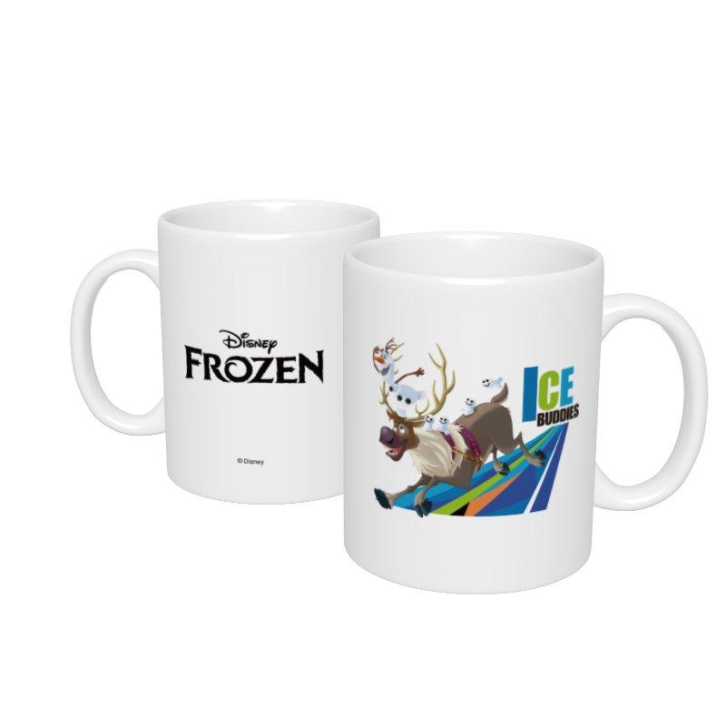 【D-Made】マグカップ  アナと雪の女王 オラフ&スヴェン