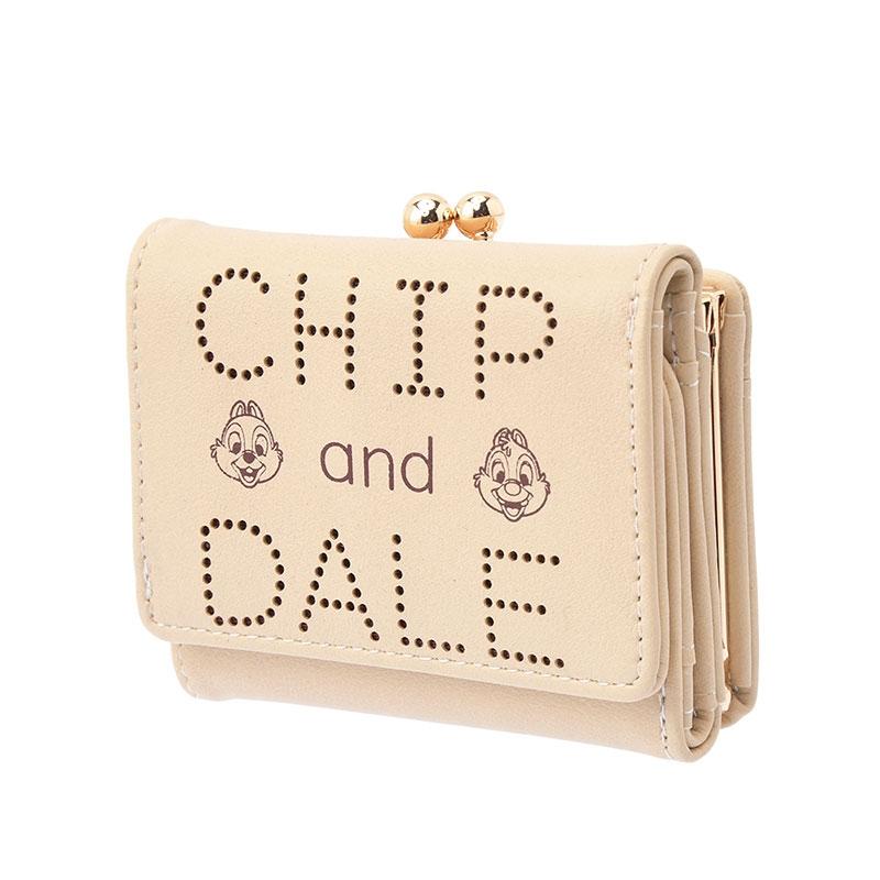 チップ&デール 財布・ウォレット パンチング