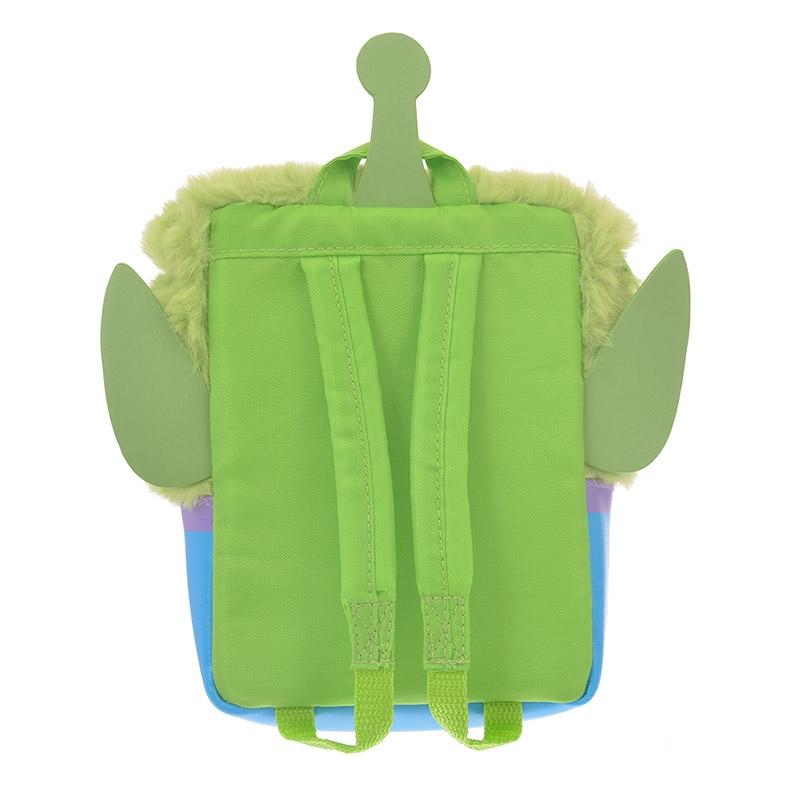 筆箱・ペンケース リトル・グリーン・メン/エイリアン バックパック型