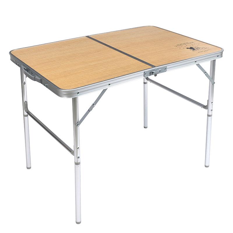 【LOGOS】ミッキー&プルート テーブル 9060 Veranda Gramping