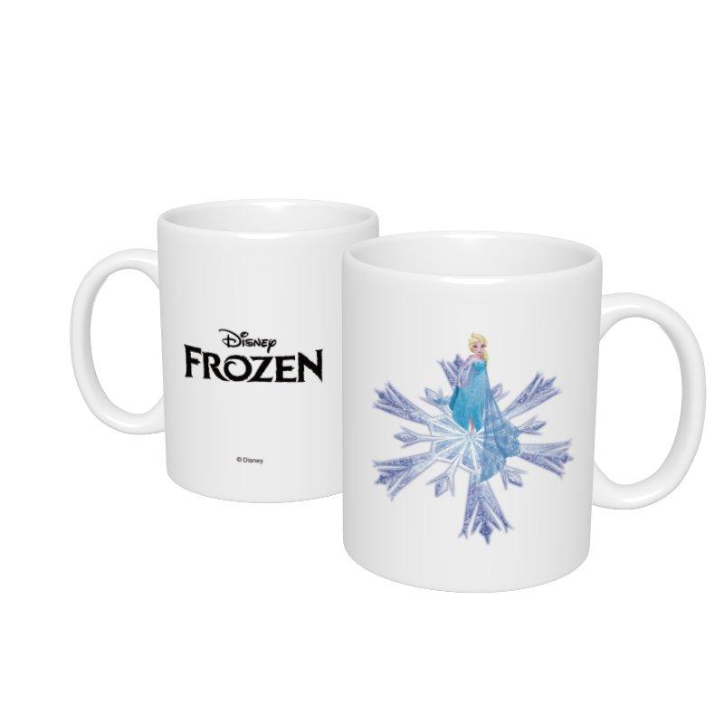 【D-Made】マグカップ  アナと雪の女王 エルサ