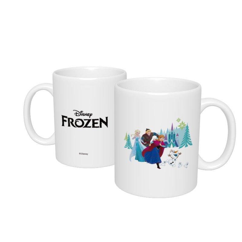 【D-Made】マグカップ  アナと雪の女王