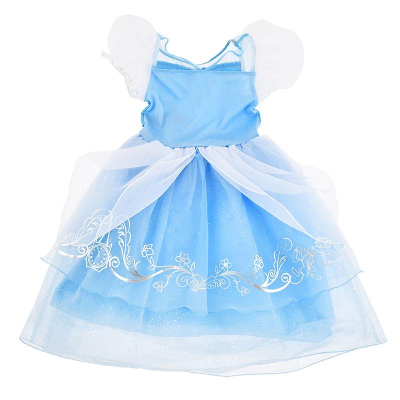 シンデレラ キッズ用ドレス(110)