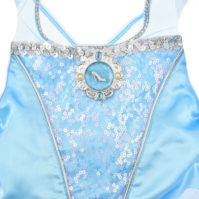 シンデレラ キッズ用ドレス(130)