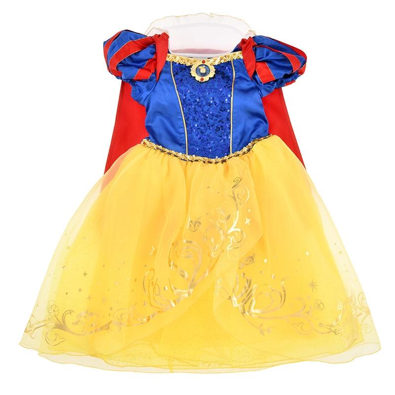 白雪姫 キッズ用ドレス(120)