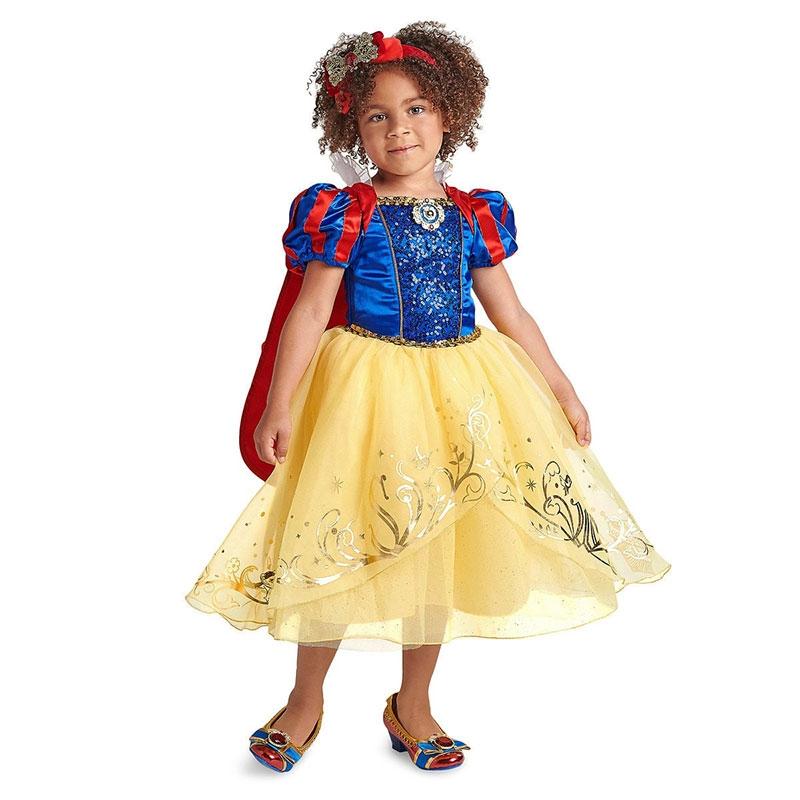 白雪姫 キッズ用ドレス(130)