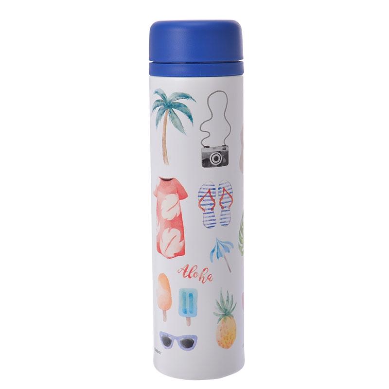 スティッチ&スクランプ ステンレスボトル suisai icon