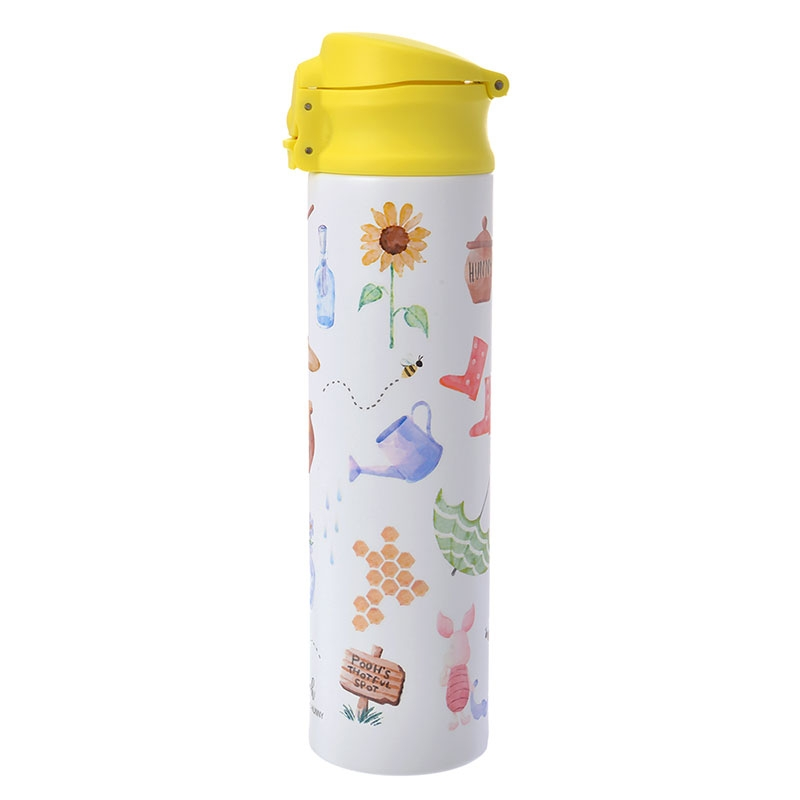 プーさん&ピグレット ステンレスボトル suisai icon