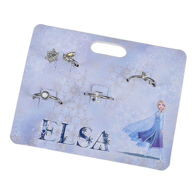 エルサ 指輪・リング セット アナと雪の女王2