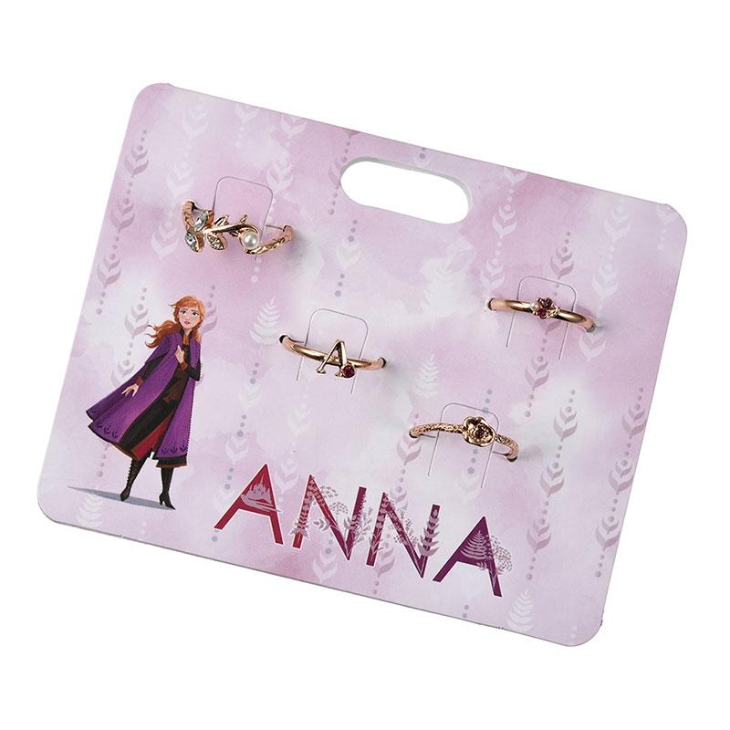 アナ 指輪・リング セット アナと雪の女王2