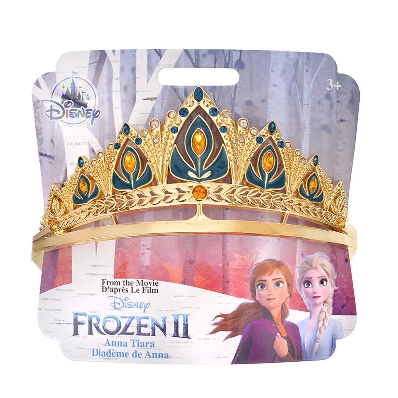 アナ キッズ用コスチューム ティアラ アナと雪の女王2