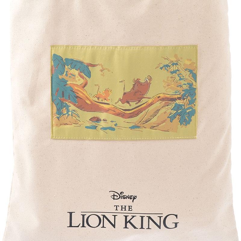 シンバ、プンバァ トートバッグ THE LION KING Collection