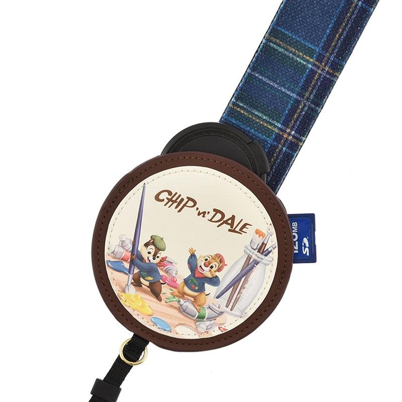 チップ&デール カメラストラップ Chip&Dale Autumn Collection