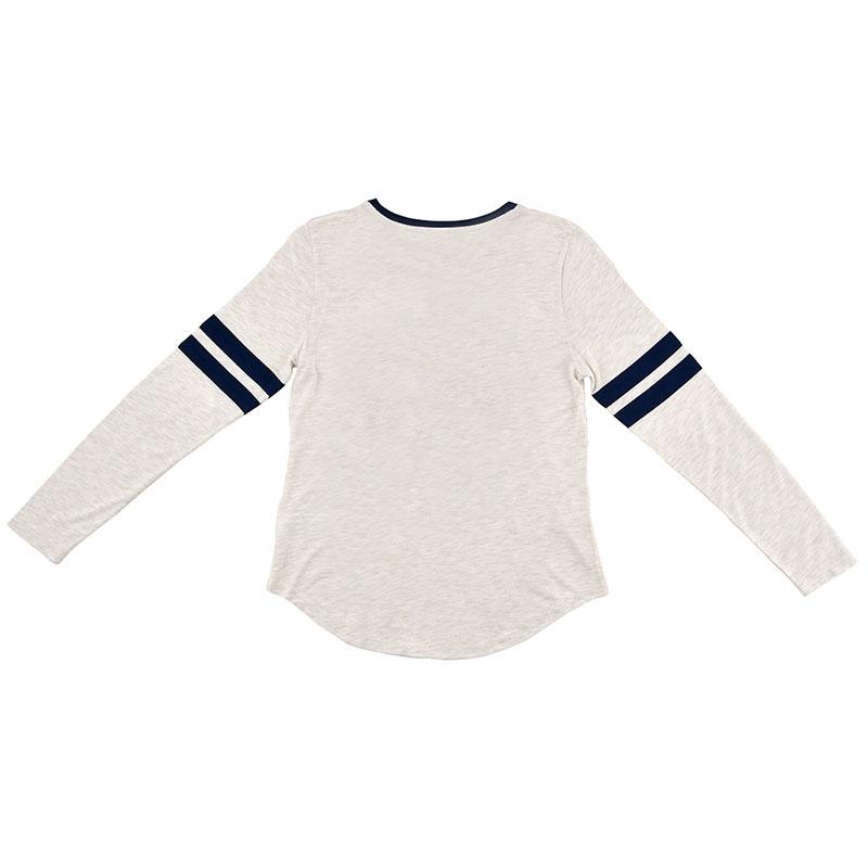白雪姫 長袖Tシャツ(M) 袖ライン