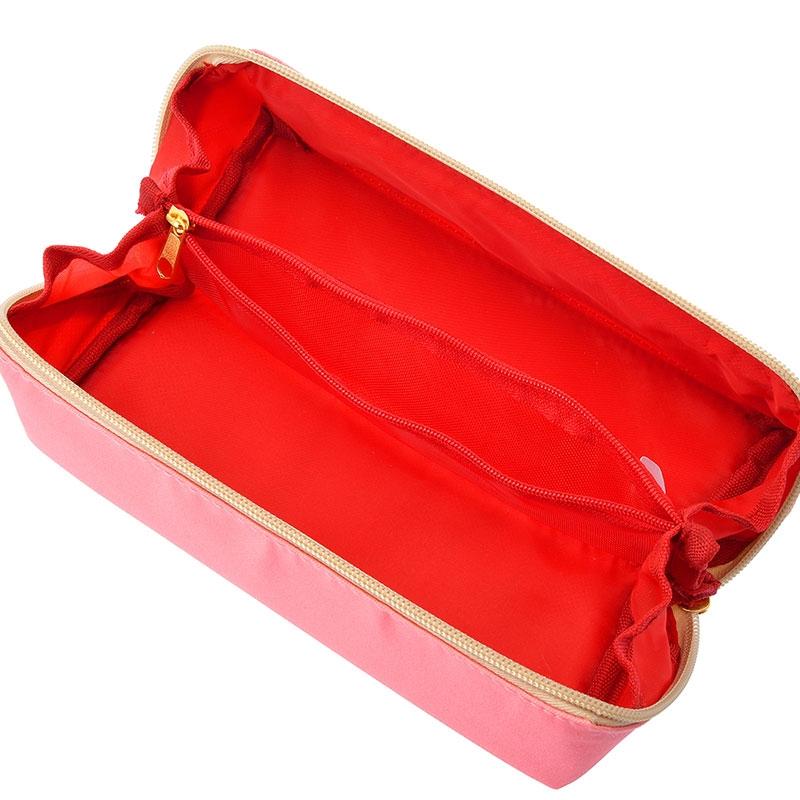 レディ&トランプ 筆箱・ペンケース 角型
